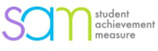 Student Achievement Measure Logo